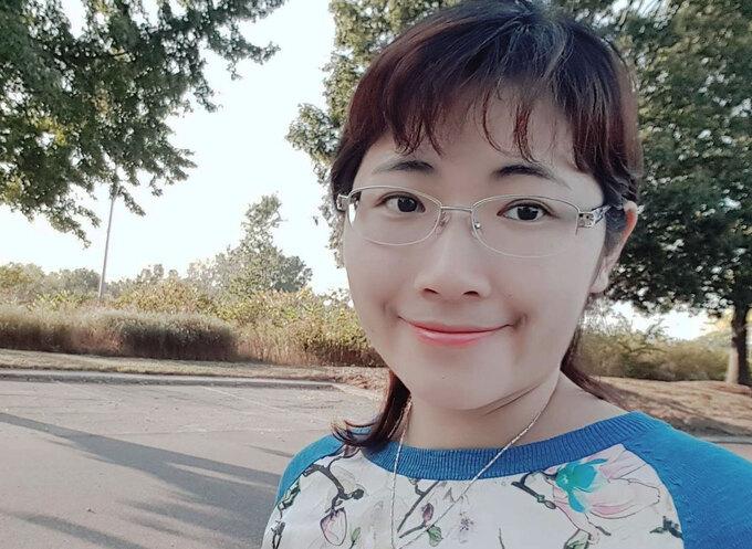 Cô giáo Moon Nguyen