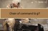 Chain of command là gì?