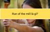 Run of the mill là gì?